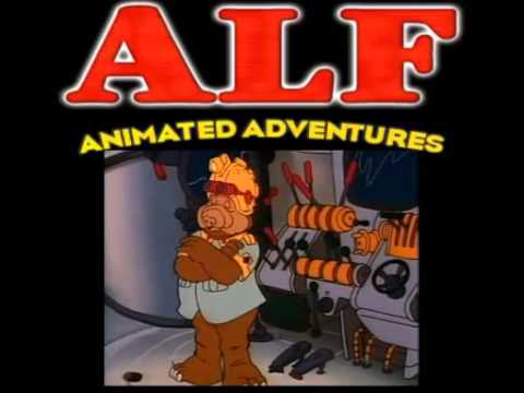 ALF The Animated Series S01E06 Pismo And The Orbit Gyro