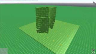 ROBLOX Earth Quake Simulater