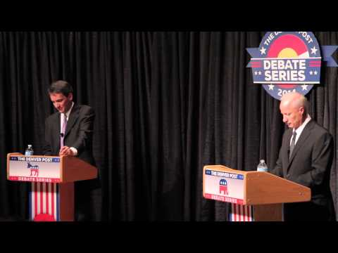Marriage Equality Questions at the Denver Post Debate