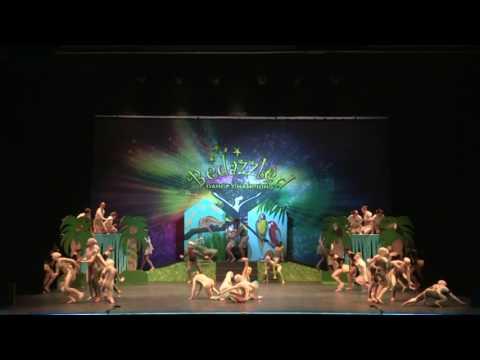 JUNGLE SAFARI- THE DANCE PAC PRODUCTION 2016