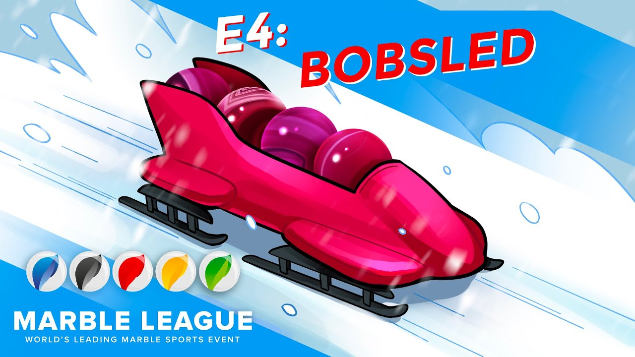 Marble League Winter Special E4: Bobsled