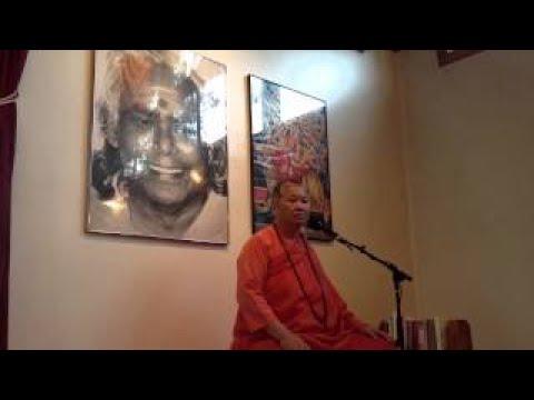 Swami Sitaramananda Vedanta Crash Course Part II
