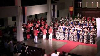 Prince Kuhio Choral Celebration: Hawai