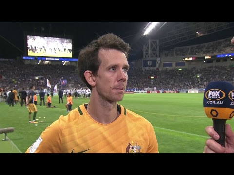 Japan vs Australia 2018 FIFA World Cup Qualifiers