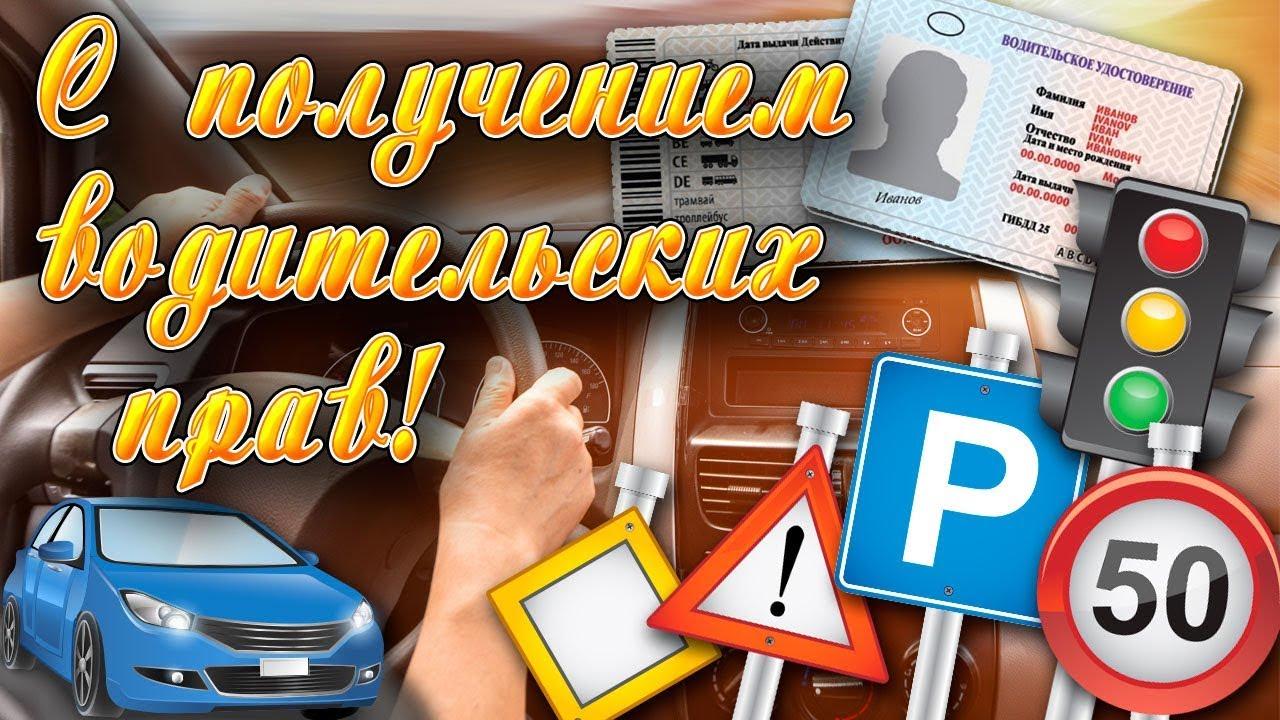 Картинки с получением водительских прав прикольные