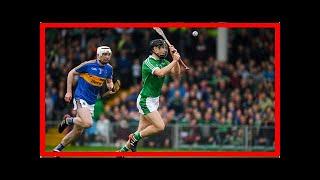 Breaking News | Murphy goal seals Limerick win over Tipperary in Munster opener
