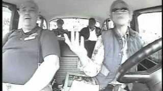 Ellen Drives a New York City Cab