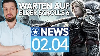 Elder Scrolls 6: Bethesda erteilt Digital-Event Absage - News