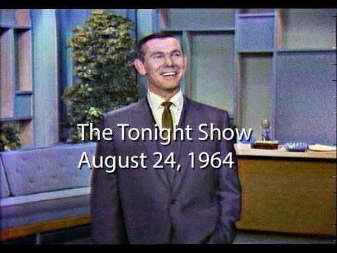 Download The Tonight Show August 24, 1964