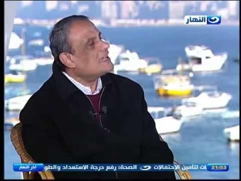 اخر النهار - لقاء من قلب الاسكندرية مع الشاعر / علاء خال�...