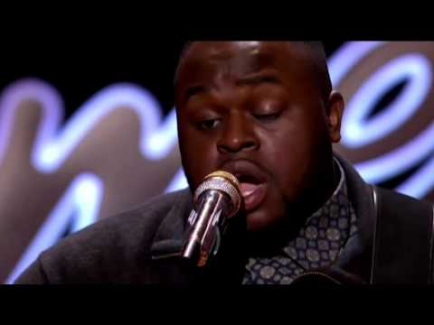 Former American Idol Hollywood Anderson talks to Paul Milliken
