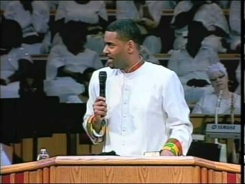 """Jesus Is The Truth"" Palm Sunday Sermon by Rev. Otis Moss III of TUCC  - April 1, 2012"