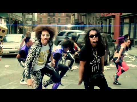 3Ball Shuffle  LMFAO Mexican style!!