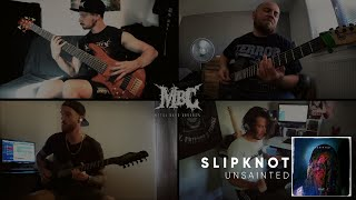 SLIPKNOT - Unsainted (Band Cover)...