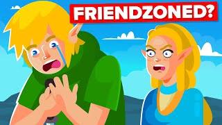 Is Link Stuck in the Friendzone With Zelda? (Legend of Zelda)