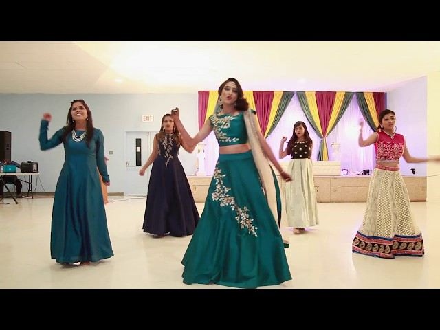 Bollywood Dance Performance || Sangeet