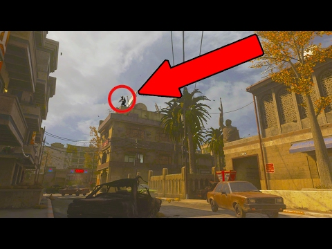I HAVE NEVER SEEN THAT SPOT BEFORE?! HIDE N SEEK on COD 4 REMASTERED!