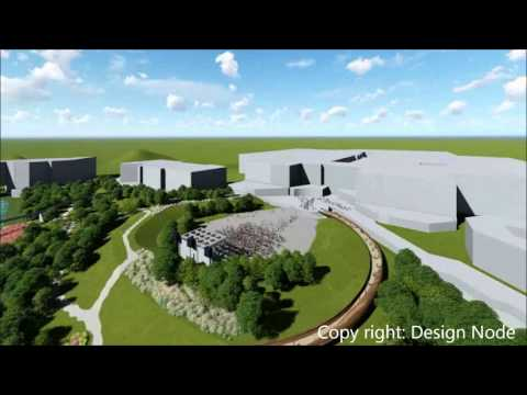 05 Centurion River Park Design Node