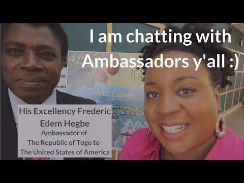 The Togolese Diaspora & Why AGOA Is So Important To African Trade | I Am The Diaspora