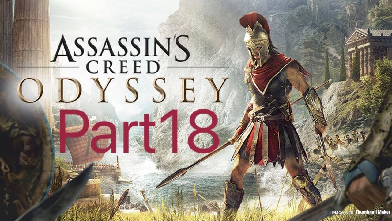 Assassin S Creed Odyssey Part 18 The City Of Argos