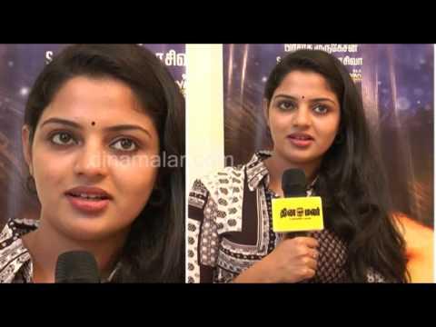 I like to act with Ulaganayagan Kamal Haasan says Actress Nikhila Vimal