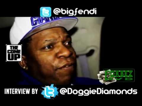 Big Fendi Goes In On Nicki Minaj, Gravy And Jordan Tower! (Full Interview By Doggie Diamonds)