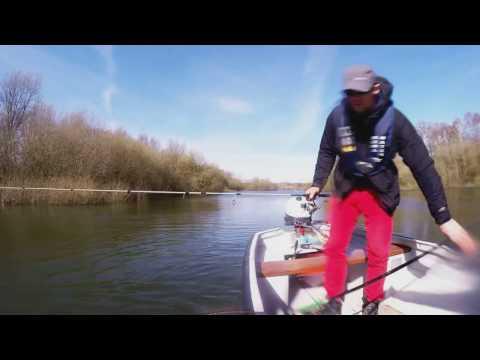 M&A Bewl Water Trout Fishing On Lures. GoPro Hero Fishing