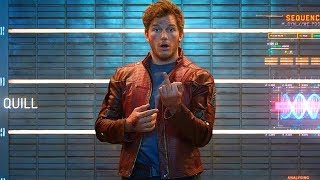 Star-Lord Middle Finger Scene - Guardians Of The Galaxy (2014) Movie Clip HD