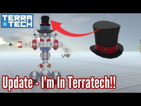 Terratech Update | I'M IN TERRATECH!! Also Bombs, UI Changes, Movement Part!