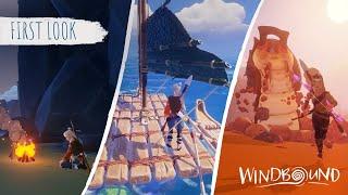 Windbound - Gameplay First Look