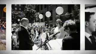 London Wedding: Rosie + Richard by Laura Radford Photography