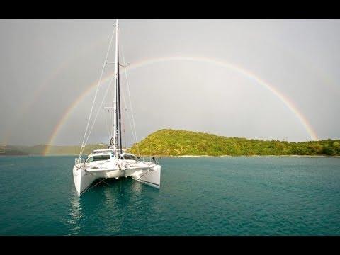 Private Yacht Charter Vacations on Catamaran Kestrel