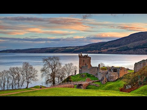 ISLE OF SKYE TO INVERNESS - DUNVEGAN CASTLE - LOCH NESS - SCOTLAND TRIP