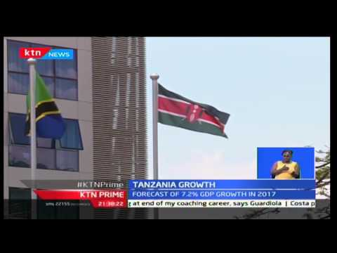 KTN Prime: Tanzania's economy grew 6.2% thanks to expansion in transport, mining and communications