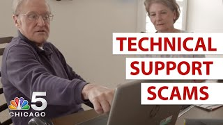 NBC 5 Investigates Consumer Technical Support Scams | NBC Chicago