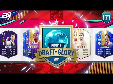 I CANT DO THIS! | FIFA 19 DRAFT TO GLORY #171