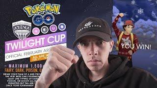 POKÉMON GO TWILIGHT CUP PREP | LIVE PVP BATTLES