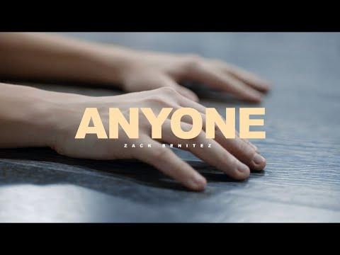 "Zack Benitez ""Anyone"" - Demi Lovato Class Choreography At LAX Studio Paris"