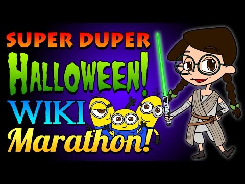 All Things Halloween - Wiki Compilation | Trolls, Superheroes, Monster, Witches & More!