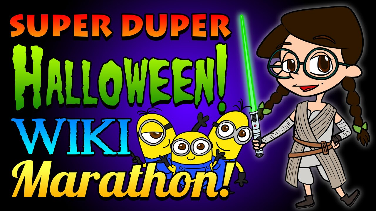 All Things Halloween - Wiki Compilation | Trolls, Superheroes ...