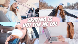 DON'T take me skating (+ my fave youtubers, weird starbucks review)