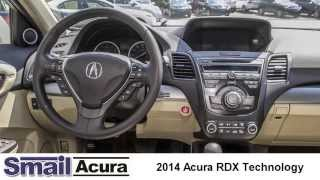 2014 Acura RDX Technology Features