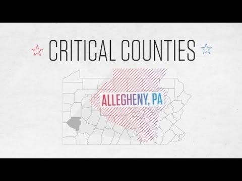Critical Counties - Allegheny, Penn.: Pittsburgh's home