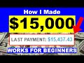 CPA Marketing For Beginners 2021 - My $15,000+ FREE Traffic Method (Full Guide!)
