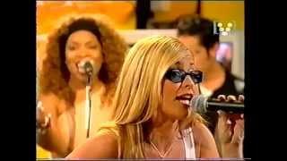 Anastacia-I'm Outta Love (Live on Channel V Australia 1999)