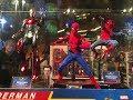 Spider-man Homecoming Hot Toys 360 Walkaround video