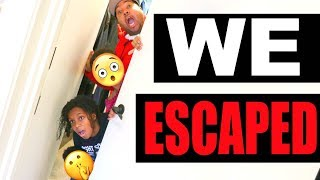 WE HAD TO ESCAPE! - Onyx Family