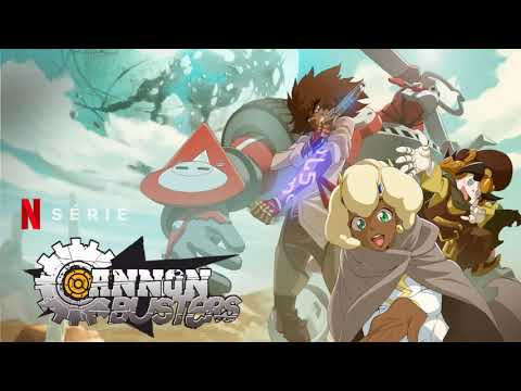 Cannon Busters Opening - Showdown ( extended )