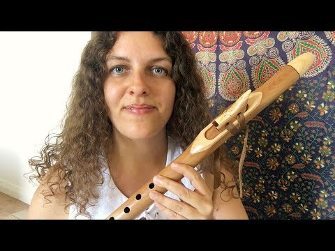 How To Play Native American Flute | Beginner Lesson