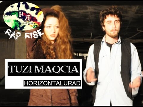 TUZI MAQCIA (rap rise) - HORIZONTALURAD - (official video) - rap rise - 2012 - ft (anarqia18)